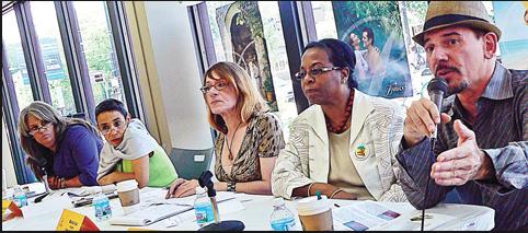 A complete Franco-Hispano-Anglo Americas Caribbean Panel