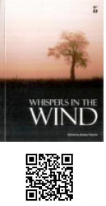 Dr. Susan Lowe's poem 'THE ELEPHANT'S WAY' in the anthology Whispers in the Wind