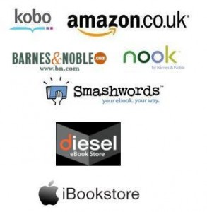 These Ebook Stores Sell My Ebooks